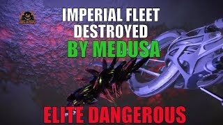 Elite: Dangerous - Imperial Fleet Distress Call in Oracle System