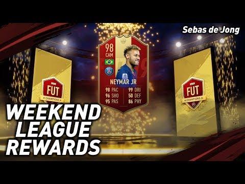 FIFA 19 WEEKEND LEAGUE REWARDS OPENEN ELITE EN MEER!! Sebas de Jong AlleenMaarGezelligheid