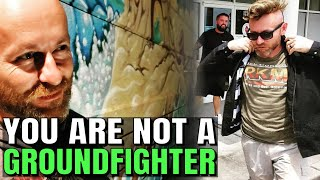 Best Martial Art for Self Defense: Striking or Grappling? | Eli Knight vs. Ryan Hoover