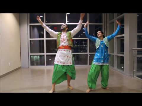 Couples Dance Filmy Two - SGB