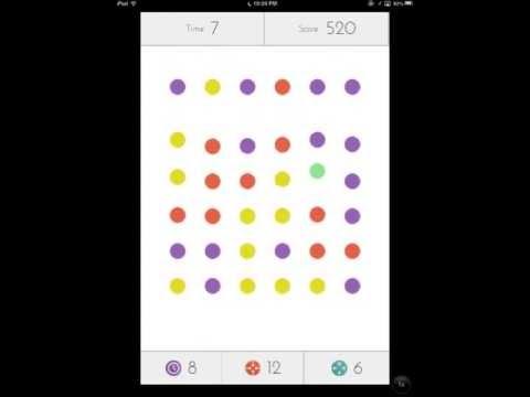 Dots high score 626