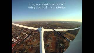 JS1 Revelation Jet Turbine Sustainer - Jet Glider -