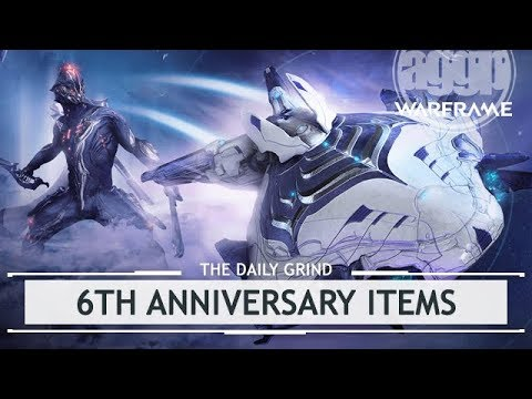 Warframe: 6th Anniversary + Dex Weapon Playtest  [thedailygrind] thumbnail