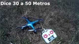 Syma X5hc Alcance Control Remoto - Drone Con Control De Altura
