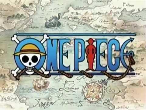 One Piece - 4Kids English Dub Rap Theme (Version 1)