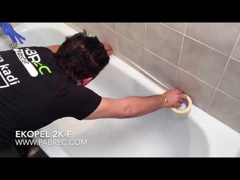 Vasca Da Bagno Rismaltatura.Rismaltatura Vasche Da Bagno Vannochka Youtube