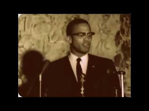 Malcolm X - The White Liberal Savior