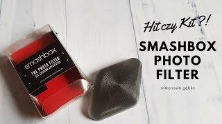 Hit czy KIt ?! SMASHBOX - Photo Filter - silikonowa gąbka