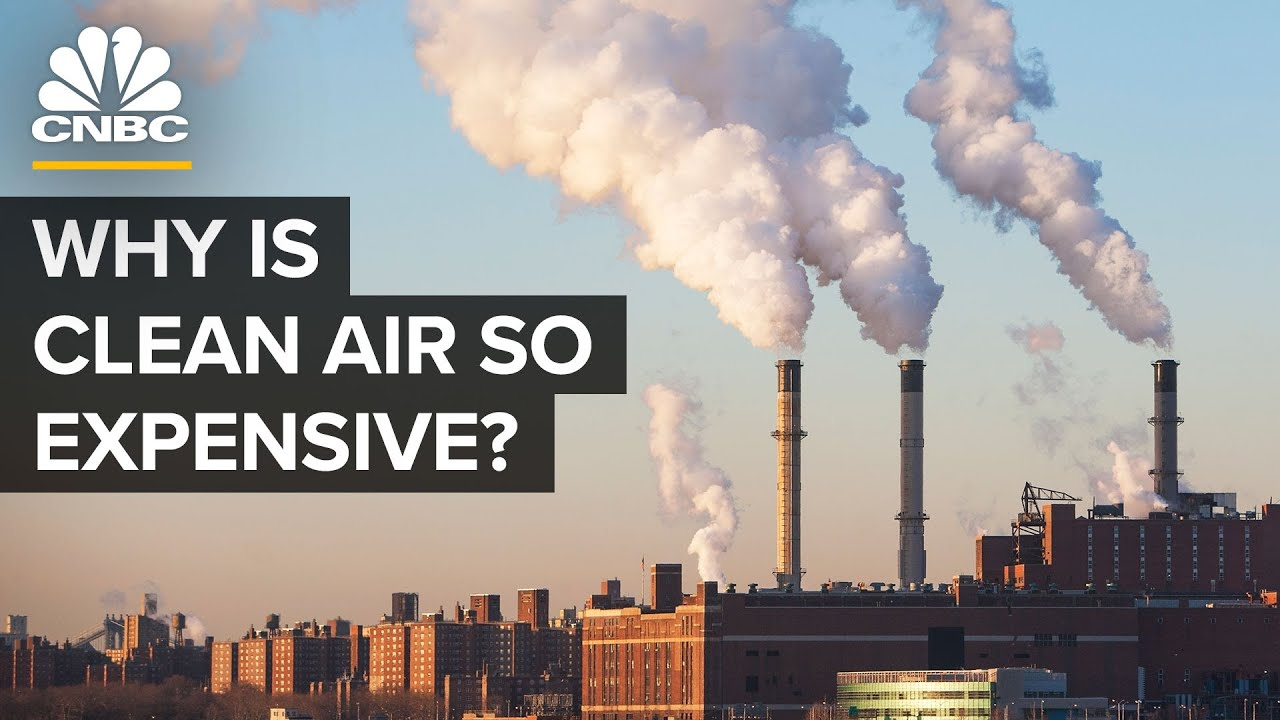 Why Air Quality In The U.S. Is So Bad