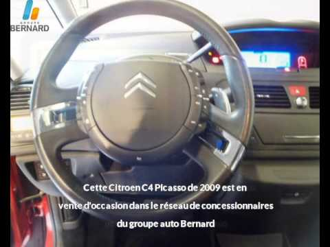 citroen c4 picasso occasion en vente bourgoin jallieu 38 par peugeot bourgoin youtube. Black Bedroom Furniture Sets. Home Design Ideas