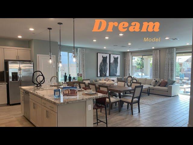 Your Dream Model Tour | New Las Vegas Homes For Sale | Sunstone  $421k+, 1,648sf