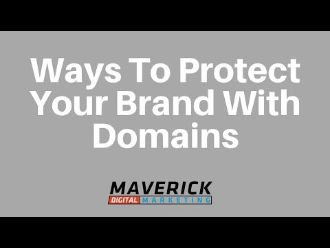 How To Protect Your Brand With Domain Names