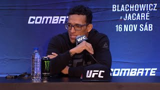 UFC Sao Paulo: Post-fight Press Conference