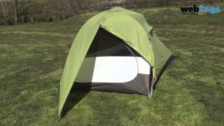 MSR Nook 2 Person Tent - Lightweight, Durable and Livable Backpacking Tent Thumbnail