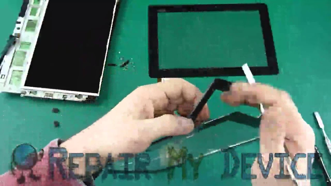Asus transformer tf300 touch screen replacement disassembly asus transformer tf300 touch screen replacement disassembly instructions solutioingenieria Images