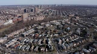 Mavic 2 Pro flight over Rego Park Queens NYC.