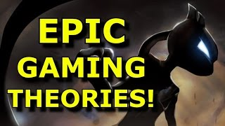 TOP 10 Epic Gaming Fan Theories!