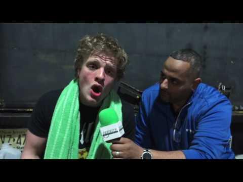 Kyle Angus Promo (Steel Cage Match on 4/28 Roselle Park, NJ)