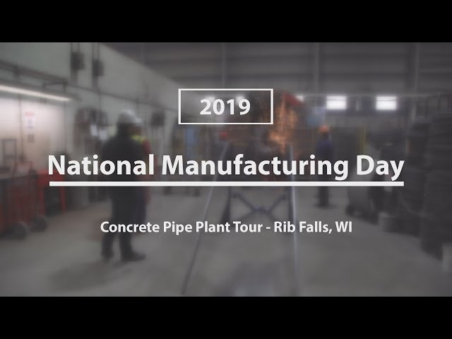 2019 National Manufacturing Day