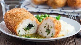 How To Make a Chicken Kiev