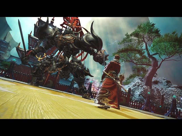 FINAL FANTASY XIV: Stormblood Requirements Benchmark Now