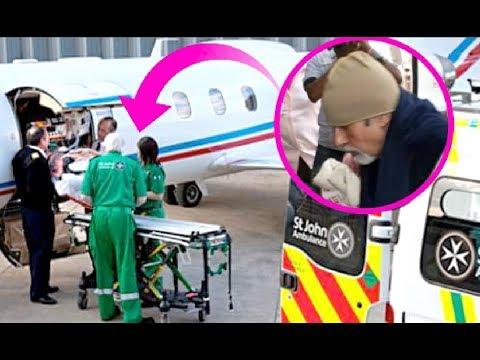 Amitabh Bachchan Falls Ill In Jodhpur, Charter Plane Got Him Back To Mumbai