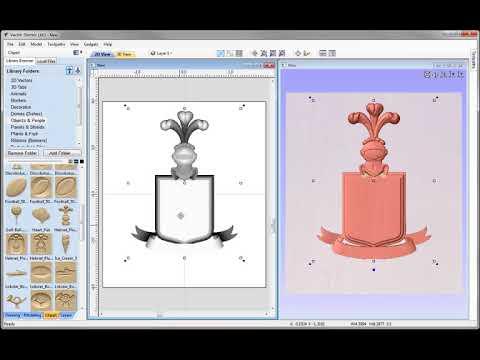 Coat Of Arms | 3D Assembly | V9