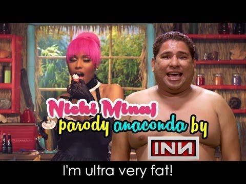 Dramatic Reading of Anaconda by Nicki Minaj in Irish - YouTube