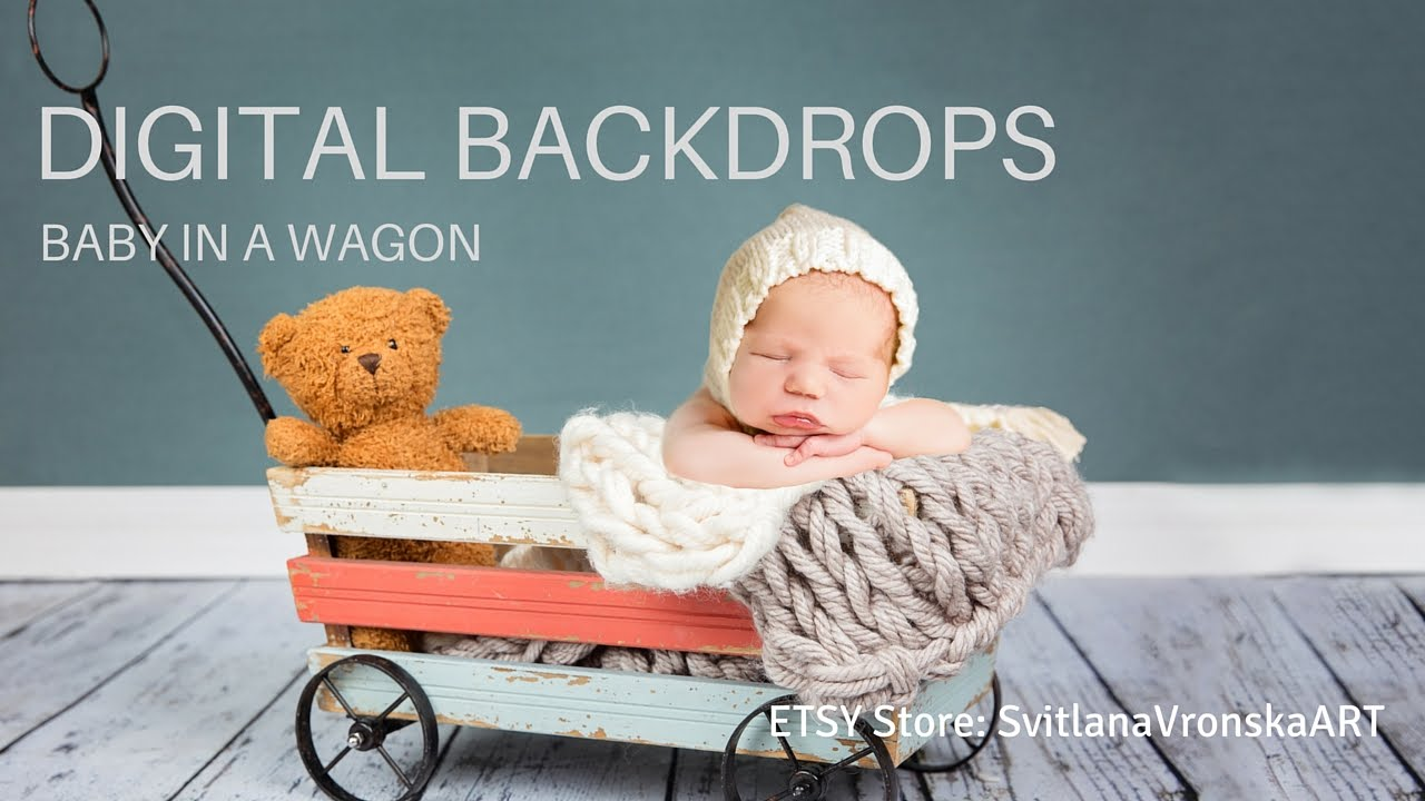 Digital backdrops for newborn photography in use digital background adobe photoshoop