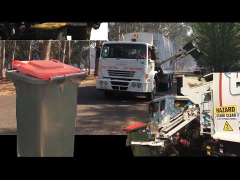 Canberra Garbage 706