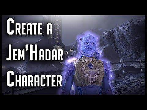 New ship visuals / Create a Jem'Hadar Character – Star Trek Online