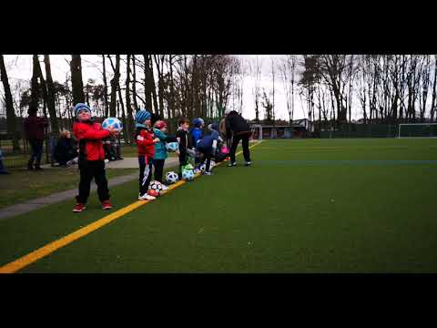 Ballbinis trainieren längst wieder draußen