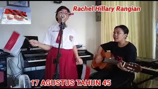 Merdeka 17 Agustus Tahun 1945 - Rachel Vlog