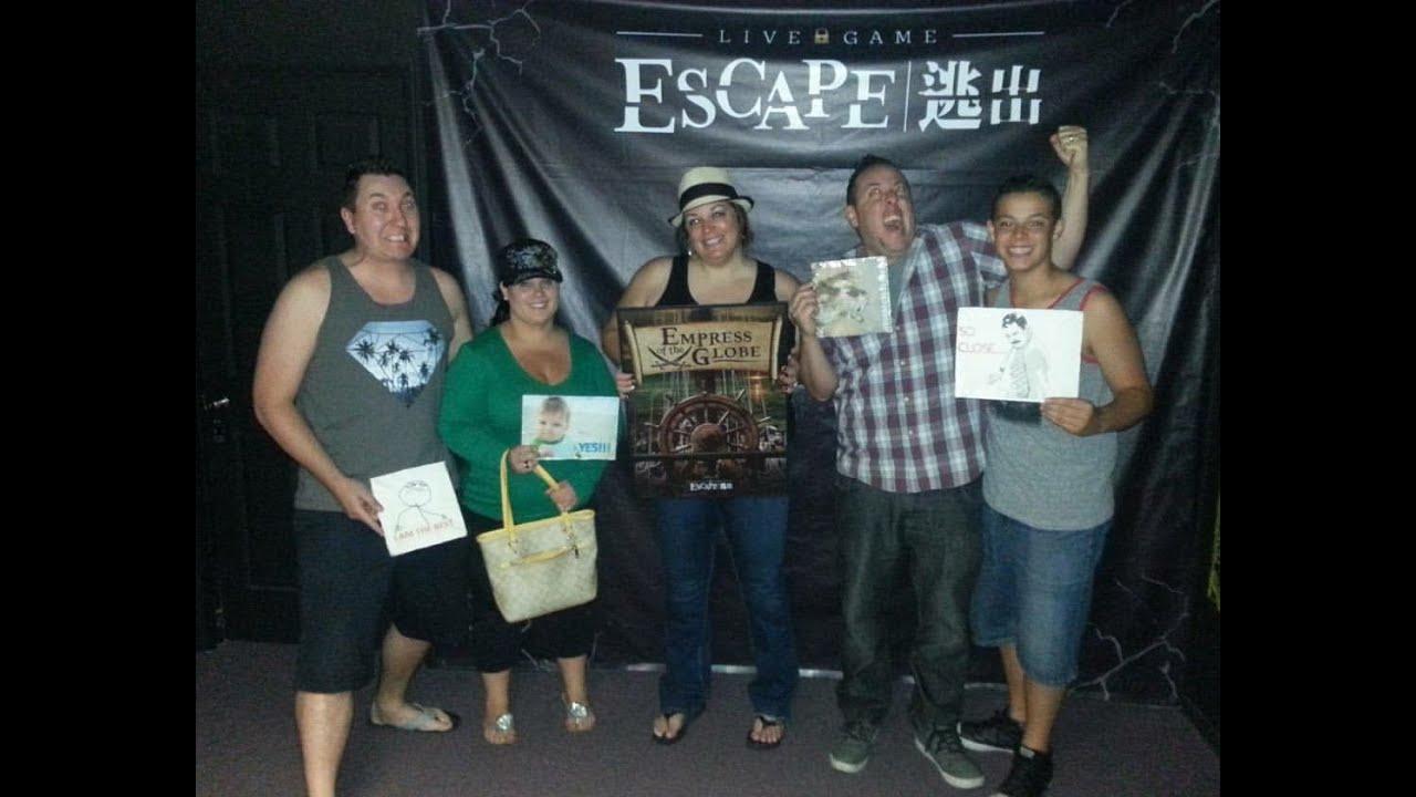 Live Escape Room Las Vegas