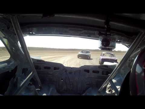 I-76 Speedway Fall Classic Hornet Trophy Dash rear view