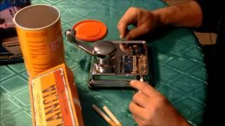 Repeat youtube video Zigaretten selber stopfen mit der OCB Stopfmaschine Micro Matic