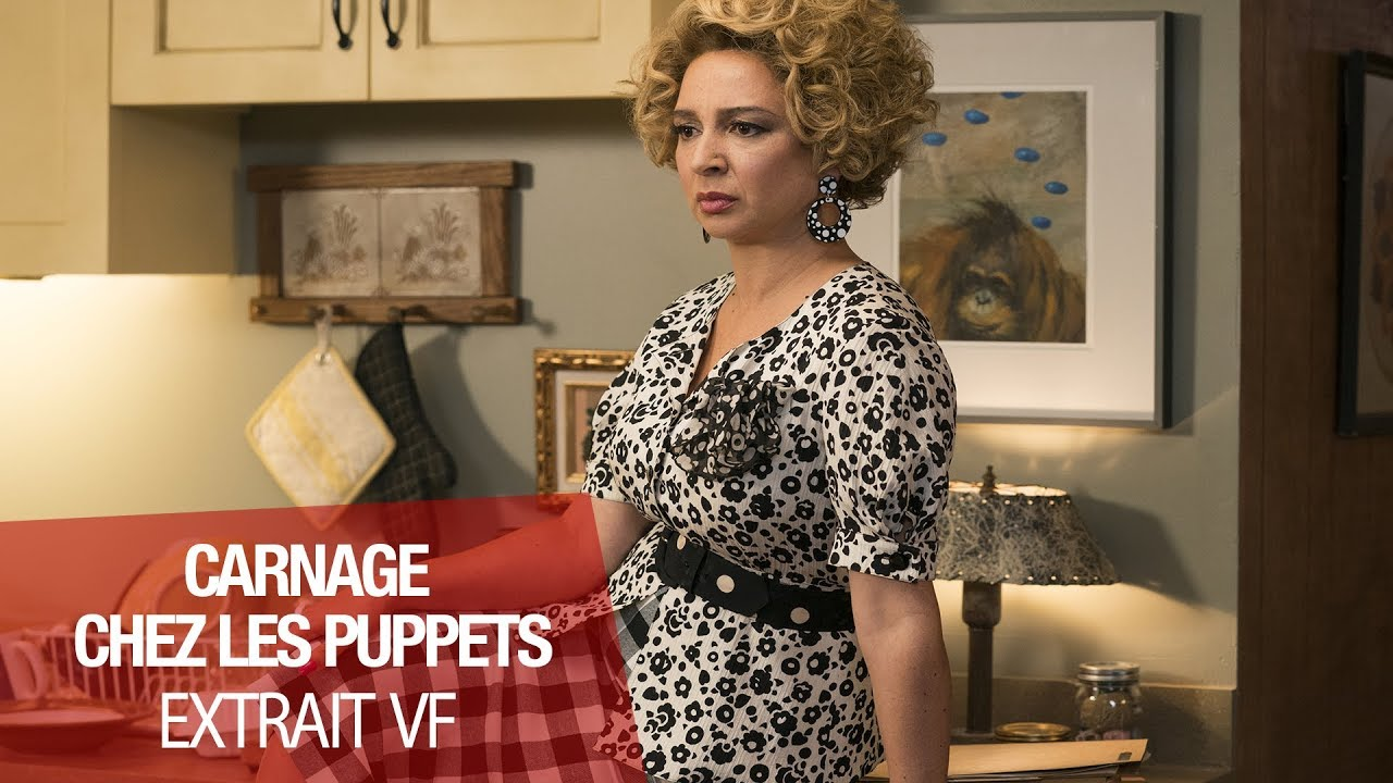"CARNAGE CHEZ LES PUPPETS (Melissa McCarthy) - Extrait ""Le Pilafing"" VF"