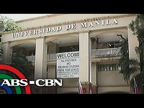 Universidad de Manila sponsors 11k students on school fees