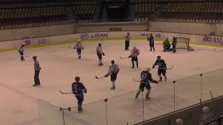 Хоккей ЛНХЛ Оберег-Ударник 23.11.217 г. 2 пер. Пермь