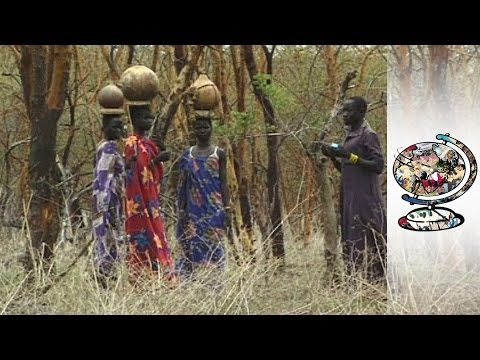 Blood For Oil In Southern Sudan (1999)