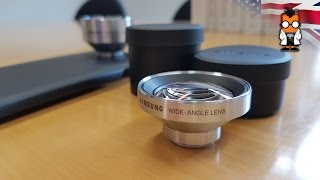 Samsung S7 Lens Cover HandsOn + Test(, 2016-07-21T08:01:07.000Z)