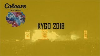 KYGO - Live - Colours of Ostrava - 2018 (Official Video)