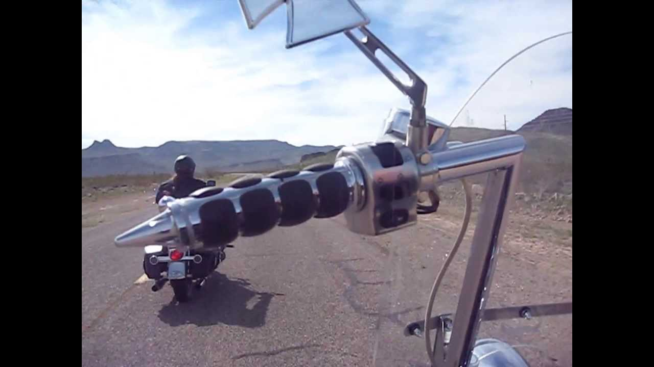 ROADKING AND DRIFTER MOTORCYCLE RIDE ROUTE YOUTUBE HD - Route 66 youtube