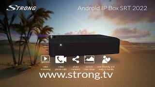 Android IP TV STRONG SRT 2022