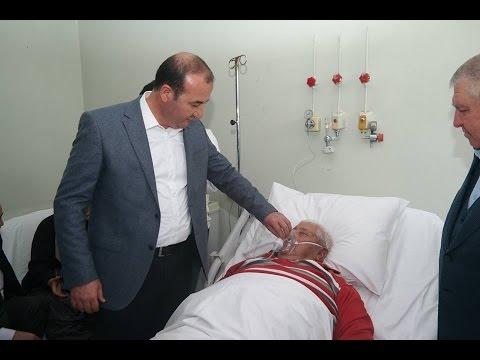 Başkan Alemdar Öztürk'ün En Acı Günü