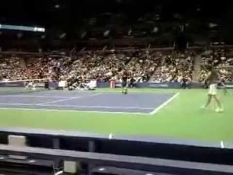 "Michael Chang/John McEnroe vs Mardy ""Fishy"" Fish/Jim ""JC"" Courier"