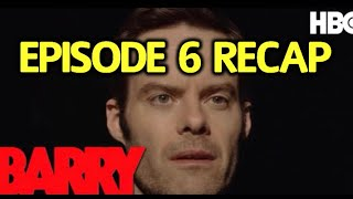 Barry Season 2 Episode 6 The Truth Has A Ring To It Recap