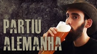Metal Trip - #003 Partiu Alemanha (with Subtitles)