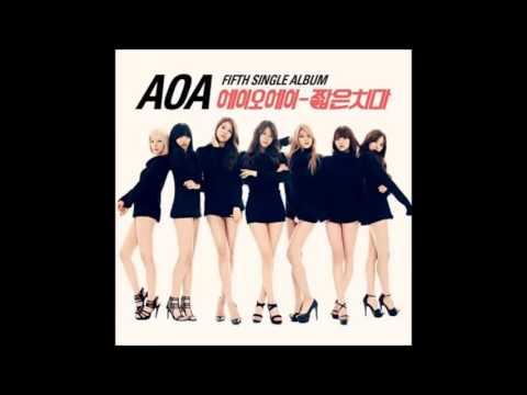 [AUDIO DL] AOA (에이오에이) - 가로등 불 아래서 (Under The Street Lamps)