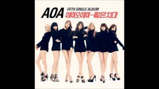 [AUDIO DL] AOA (에이오에이) - 가로등 불 아래서 (Under The Street Lamps)